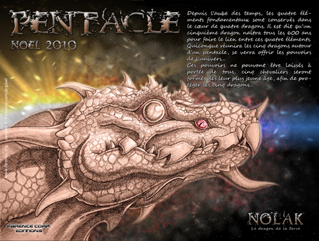 Nolak - Dragon de la terre