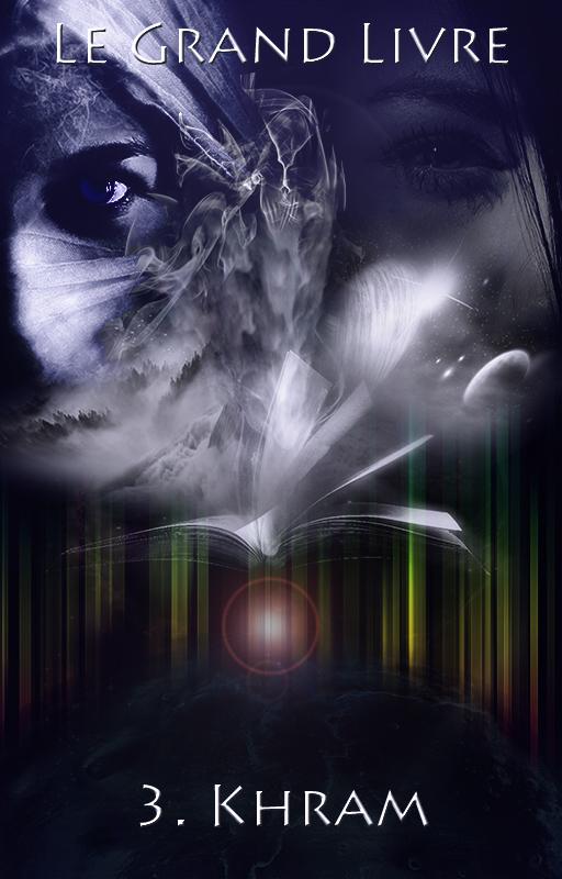 Couverture du tome 3 du Grand Livre : Khram