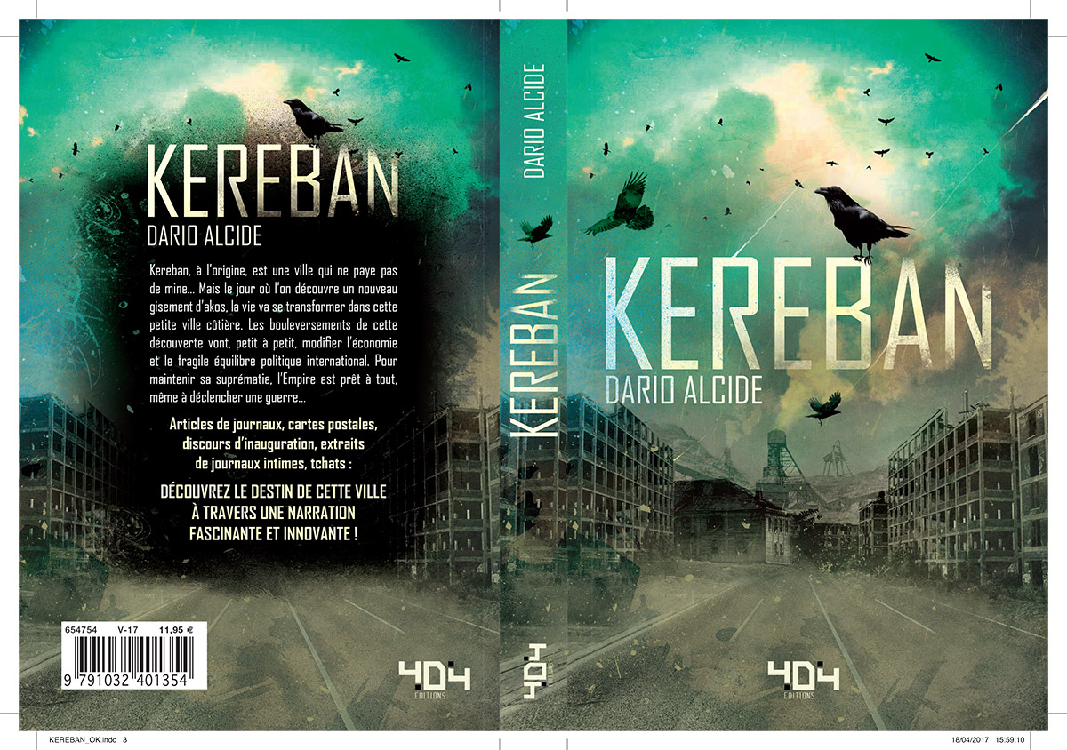 Couverture de Kereban