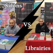 Vendre en salons, en librairie, en ligne ou en grande surface ?